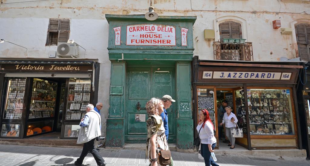 De vintage etalages van Valletta | Malta & Gozo