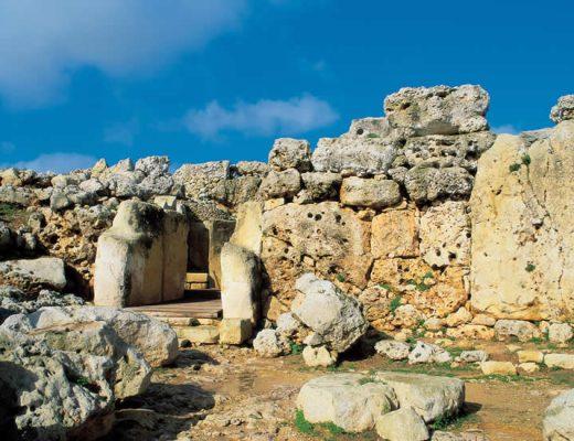 Malta: UNESCO Werelderfgoed: Ggantija Temples | Malta & Gozo