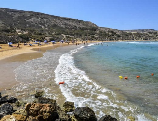 Zandstranden Malta: de mooiste stranden van Malta | Malta & Gozo