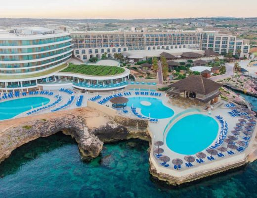 Malta: Ramla Bay Resort, Mellieha. Alles over het Ramla Bay Resort, Malta | Malta & Gozo