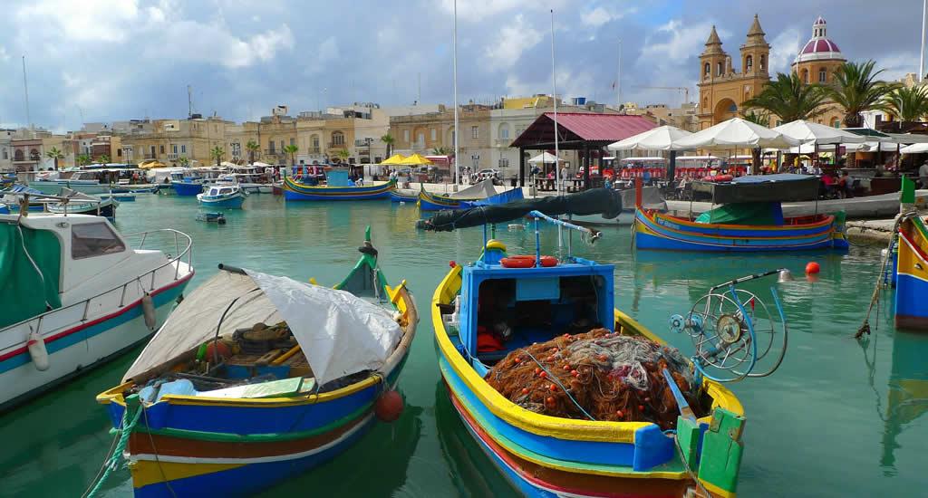 Marsaxlokk | Malta & Gozo