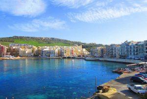 Gozo bezienswaardigheden: Marsalforn