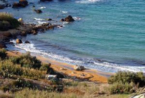 Gozo bezienswaardigheden: San Blas Bay | Malta & Gozo