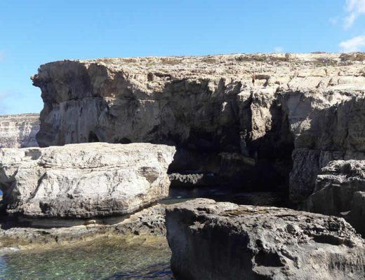 Dwerja Bay, must-see op Gozo | Malta & Gozo