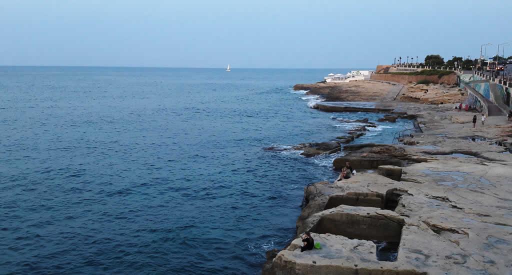 Vakantie Sliema, Malta