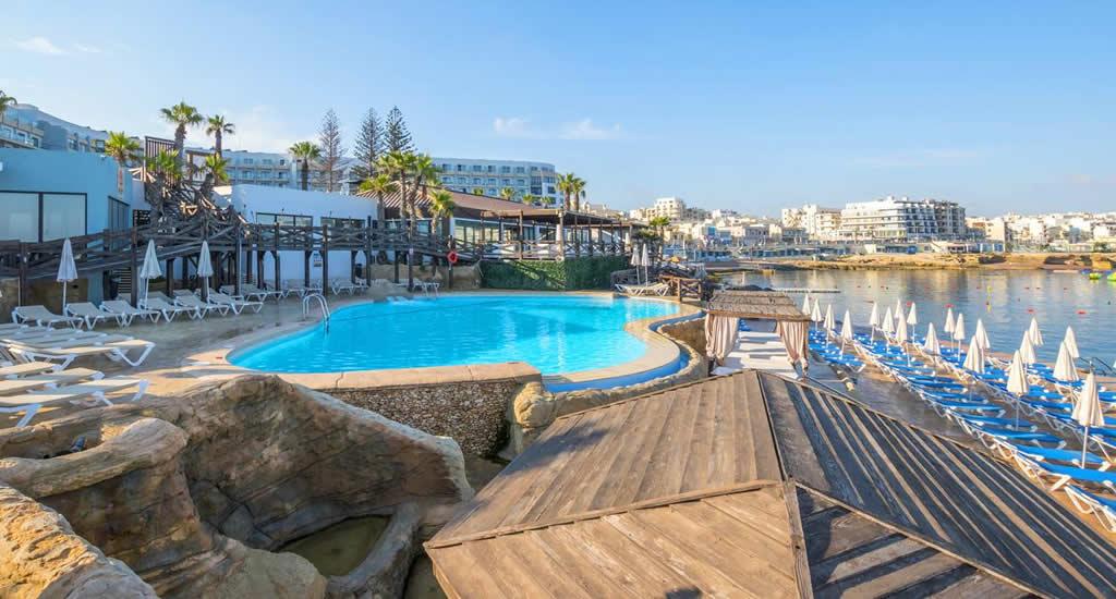 Dolmen Resort, Qawra Malta | Malta & Gozo